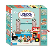 My Big London Play Set, Mixed media product Book