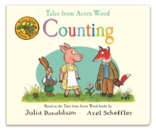 Tales from Acorn Wood: Counting, Board book Book