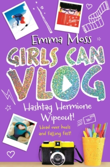 Hashtag Hermione: Wipeout!, Paperback Book