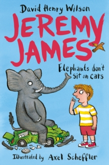 Elephants Don't Sit on Cars, Paperback Book