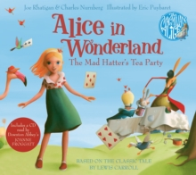 Alice in Wonderland: The Mad Hatter's Tea Party, Mixed media product Book