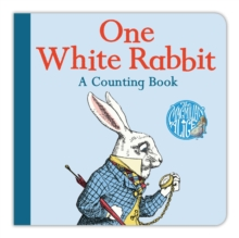 One White Rabbit: A Counting Book, Board book Book