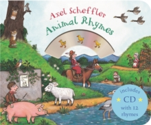 Mother Goose's Animal Rhymes : Book and CD Pack, Mixed media product Book