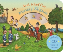 Mother Goose's Nursery Rhymes : Book and CD Pack, Book Book