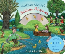 Mother Goose's Action Rhymes, Book Book