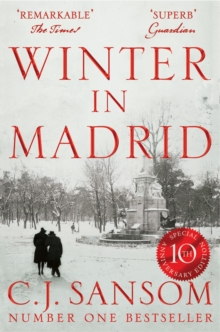 Winter in Madrid, Paperback / softback Book