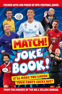Match Joke Book, Paperback Book