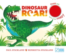 Dinosaur Roar! : Single Sound Board Book, Board book Book