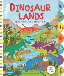 Dinosaur Lands, Board book Book