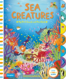 Sea Creatures, Board book Book