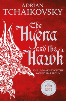 The Hyena and the Hawk, Paperback / softback Book