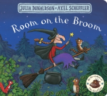 Room on the Broom, Board book Book
