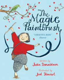 The Magic Paintbrush, Paperback / softback Book