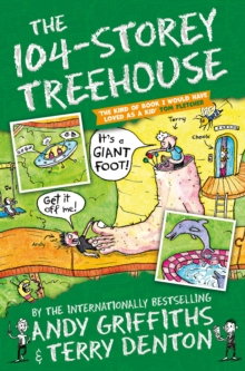 The 104-Storey Treehouse, Paperback / softback Book