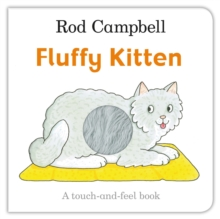 Fluffy Kitten, Board book Book