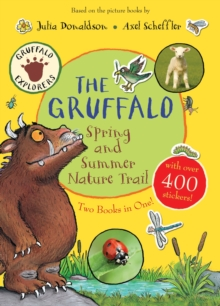 The Gruffalo Spring and Summer Nature Trail, Paperback / softback Book