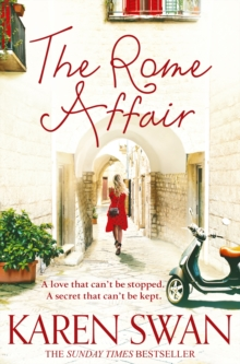 The Rome Affair, Paperback Book