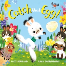 Catch That Egg!, Paperback Book