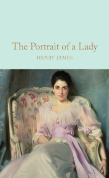 The Portrait of a Lady, Hardback Book