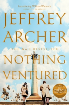 Nothing Ventured, Hardback Book