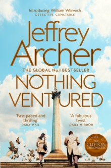 Nothing Ventured : The Sunday Times #1 Bestseller, Paperback / softback Book