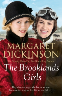 The Brooklands Girls, Hardback Book