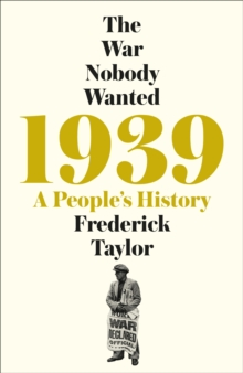 1939 : A People's History, Hardback Book