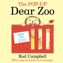 The Pop-Up Dear Zoo, Paperback Book