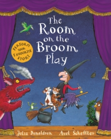 The Room on the Broom Play, Paperback / softback Book