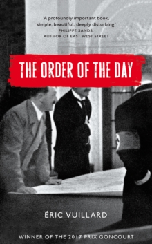 The Order of the Day, Hardback Book