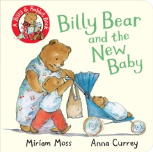 Billy Bear and the New Baby, Board book Book