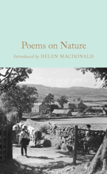 Poems on Nature, Hardback Book