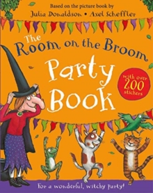 The Room on the Broom Party Book, Paperback / softback Book