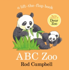 ABC Zoo, Board book Book