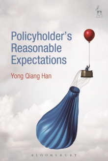 Policyholder's Reasonable Expectations, Hardback Book