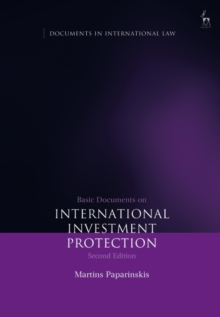Basic Documents on International Investment Protection, Paperback / softback Book