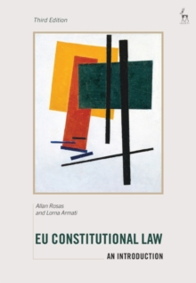 EU Constitutional Law : An Introduction, Paperback Book