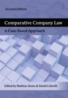 Comparative Company Law : A Case-Based Approach, Paperback / softback Book