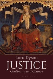 Justice : Continuity and Change, Hardback Book