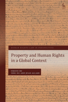 Property and Human Rights in a Global Context, Paperback Book