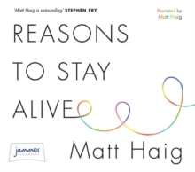 Reasons to Stay Alive, CD-Audio Book