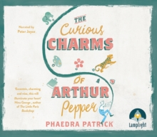 The Curious Charms of Arthur Pepper, CD-Audio Book