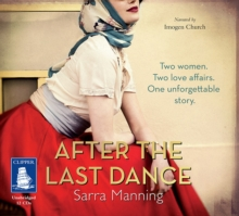 After the Last Dance, CD-Audio Book