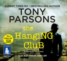 The Hanging Club, CD-Audio Book