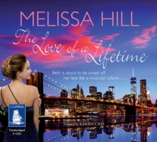 The Love of a Lifetime, CD-Audio Book