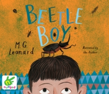 Beetle Boy, CD-Audio Book