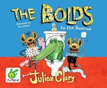 The Bolds to the Rescue, CD-Audio Book