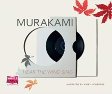 Hear the Wind Sing, CD-Audio Book