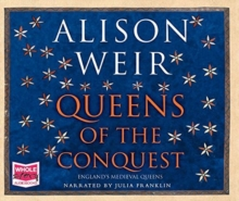QUEENS OF THE CONQUEST, CD-Audio Book