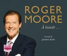 ROGER MOORE BIENTT, CD-Audio Book